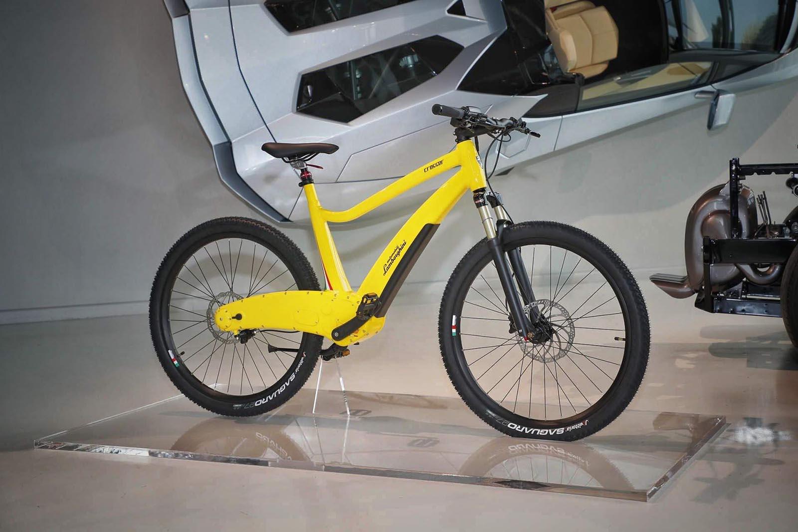 Automobili Lamborghini E-Bike