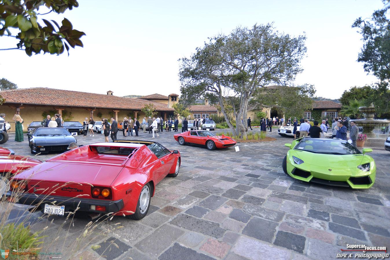 Serata Italiana Lamborghini Club 2013