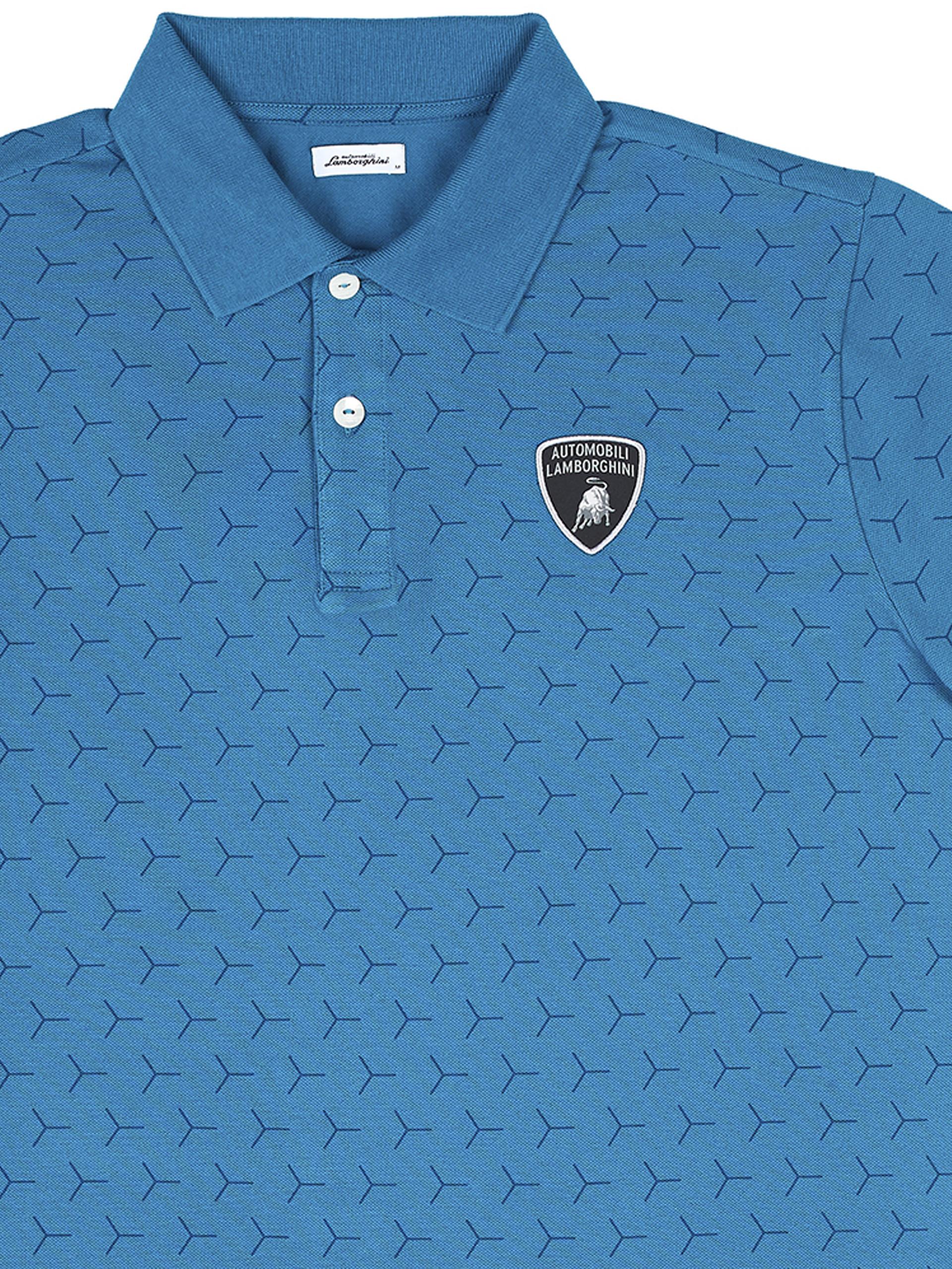 Lamborghini Y Polo shirt