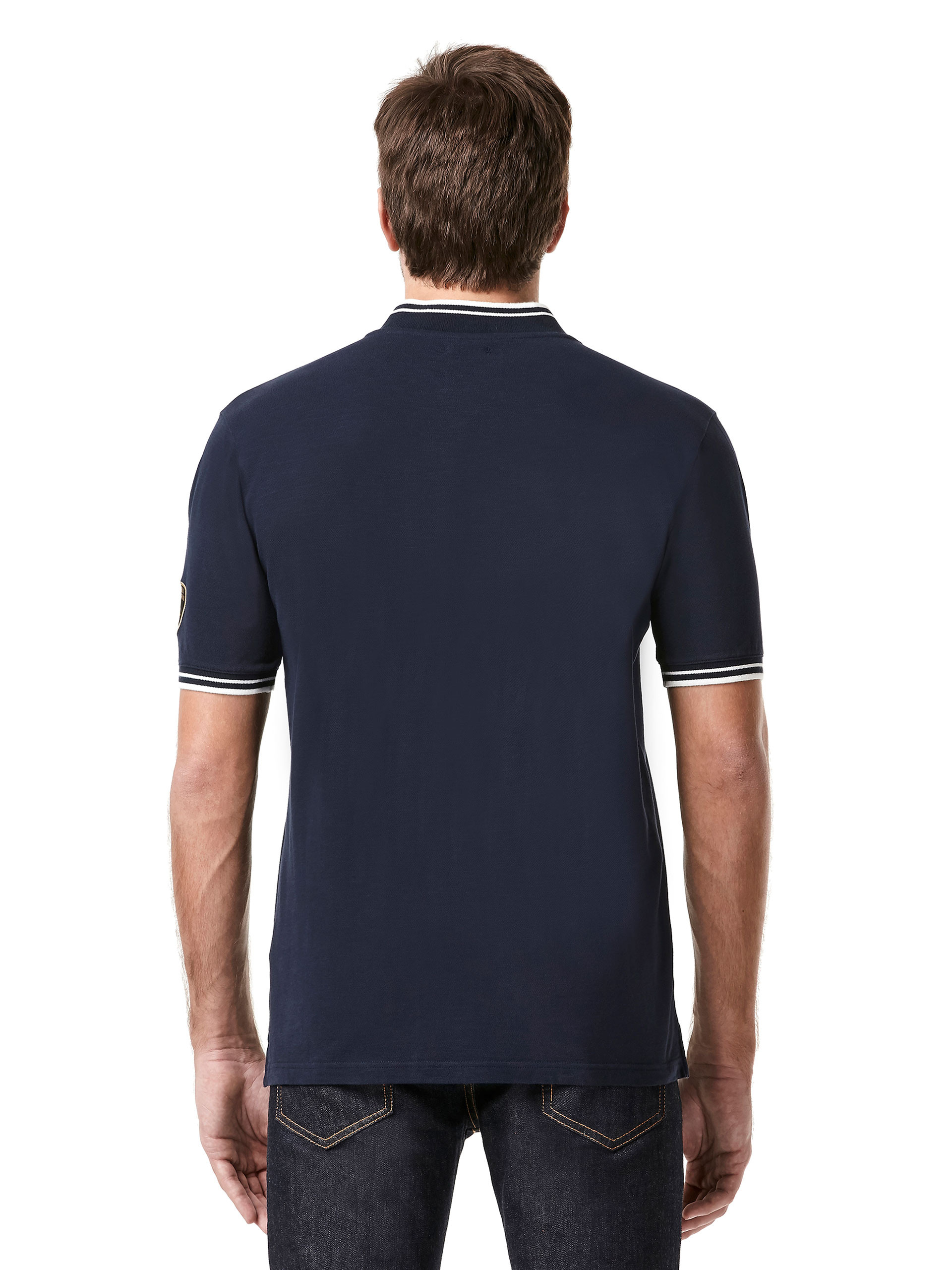 Men's Vetture Super Sportive SS polo