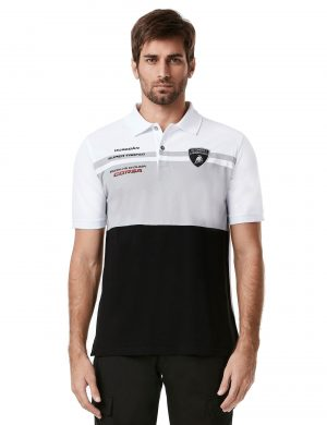 Lamborghini Huracan Super Trofeo polo-shirt