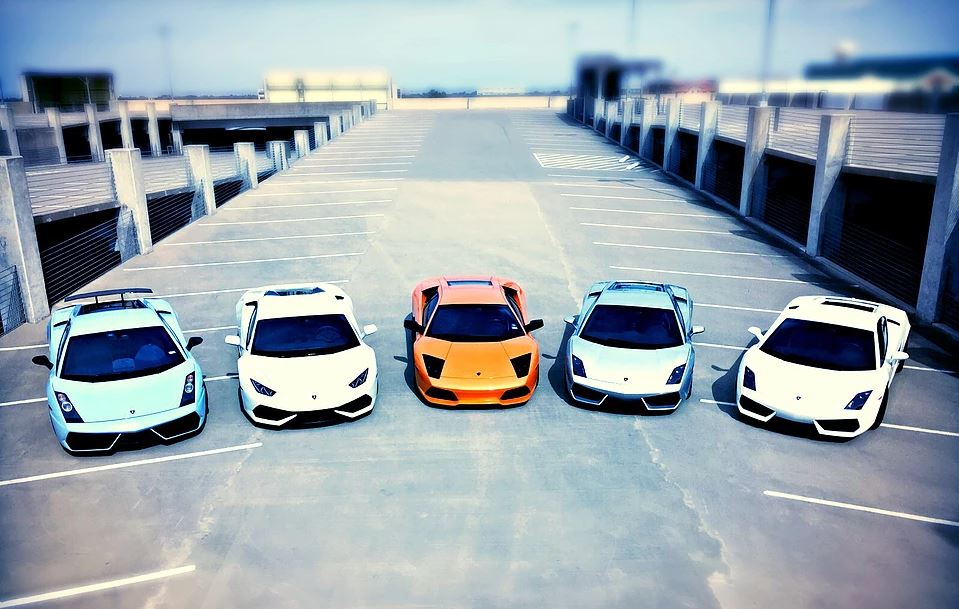 Lamborghini Club Dallas is Formed