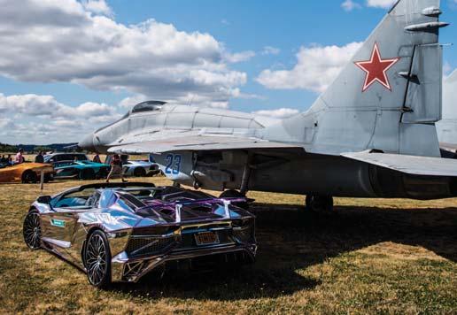 Lamborghini GIRO 2017 Sunday