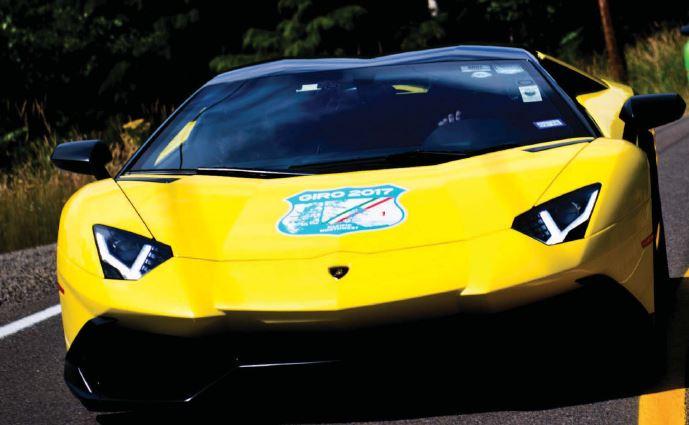 Lamborghini GIRO 2017