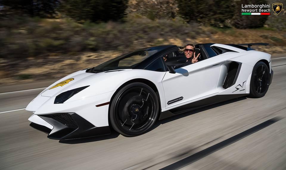 Newport Beach Lamborghini LNB 500