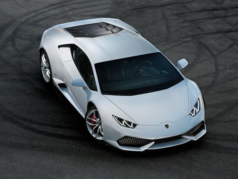 Automobili Lamborghini at the Beijing Motor Show 2014
