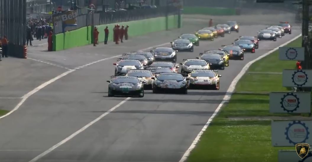 The Best of Lamborghini Blancpain Super Trofeo Europe 2014 Monza