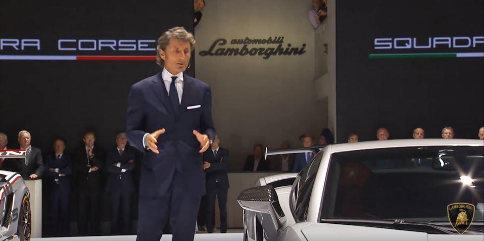 Lamborghini Gallardo LP 570-4 Squadra Corse Frankfurt Motor Show 2013
