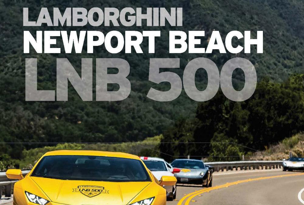 Lamborghini Newport Beach LNB 500