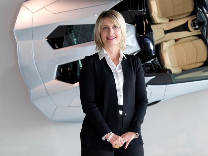 Katia Bassi Joins Automobili Lamborghini As Chief