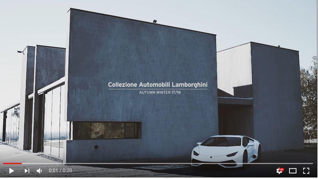 Collezione Automobili Lamborghini Autumn / Winter