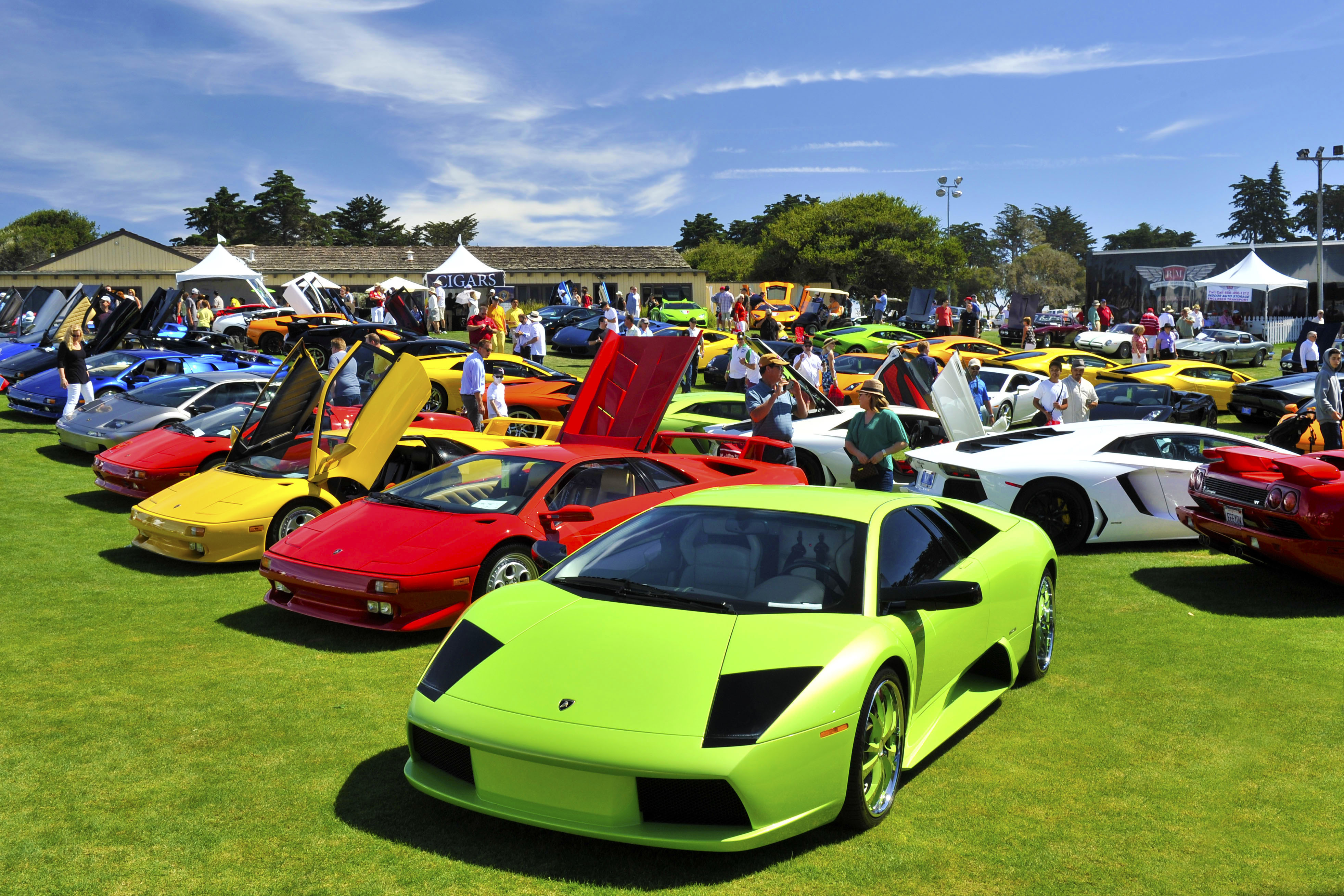 Concorso Italiano Announces Featured Cars For Its 33rd Annual Event
