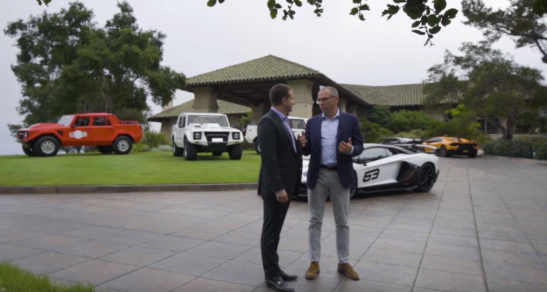 VIDEO: 2018 Monterey Car Week: Roger Dubuis Serata Italiana