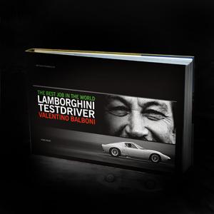 Lamborghini Test Driver Valentino Balboni – Standard Edition